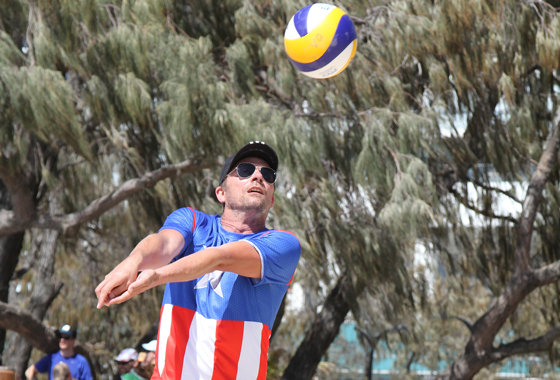 Caboolture Beach Volleyball